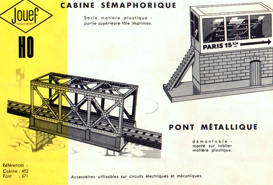 catalogue Jouef 1955 page 10