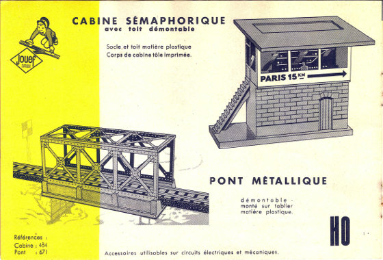 catalogue Jouef 1956 page 12