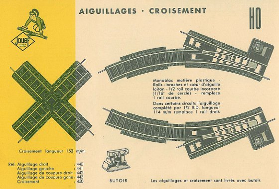 catalogue Jouef 1958 page 12