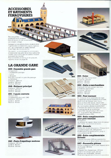 catalogue Jouef 1984 page 48