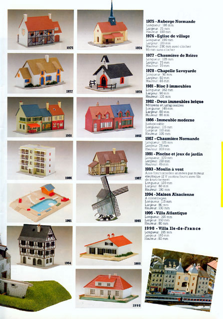 catalogue Jouef 1984 page 53