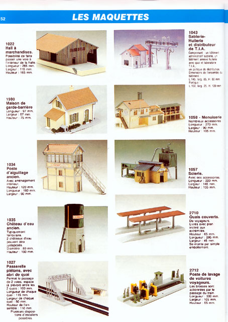 catalogue Jouef 1990 page 52