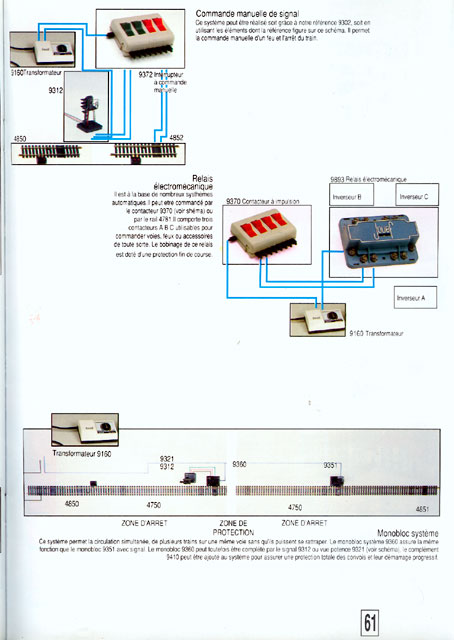 catalogue Jouef 1992 page 61