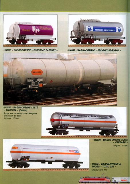 Wagon Ho Citerne Jouef 649700