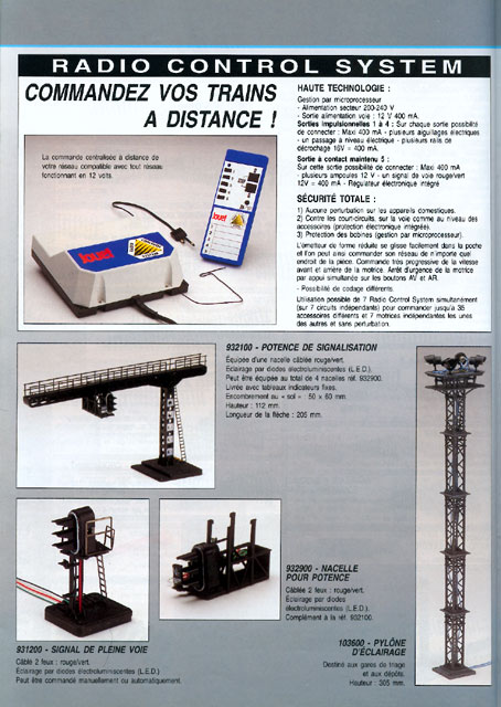 catalogue Jouef 1995-1996 page 60
