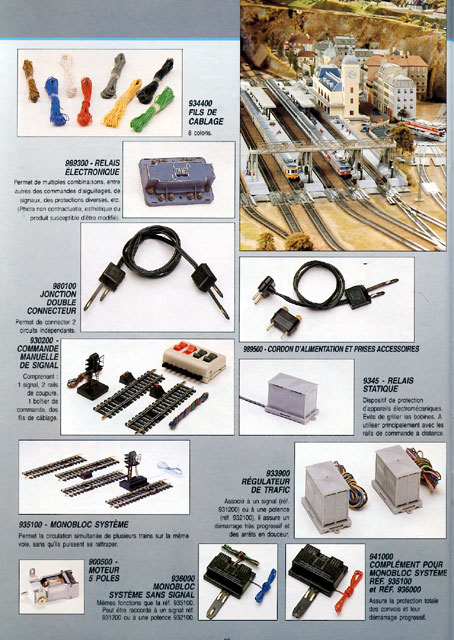 catalogue Jouef 1996 page 62