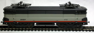 Jouef ref. 310300 electric locomotive BB 9702 SNCF