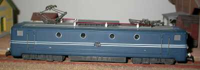 Jouef ref. 855 E electric locomotive CC 1308 NS