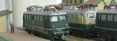 Jouef ref. 8865 electric locomotive BB 182 011-7 DB