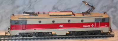 Jouef ref. 8892 electrical locomotive CC 7630 RENFE