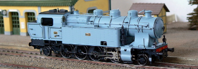 Hornby-Jouef locomotive-tender 5314 Paris-Orléans