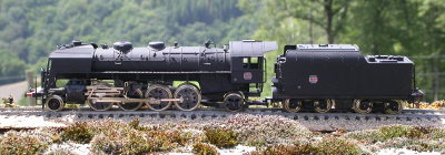 Jouef ref. 8271 steam locomotive 2-8-2 R 1246 SNCF