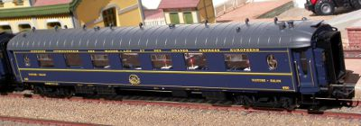 Hornby-Rivarossi HR4076 voiture-salon WS 4160