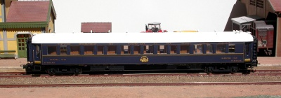 Hornby-Rivarossi HR4089 voiture-lits 3502A type LX