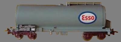 Wagon Ho Citerne Jouef 650200