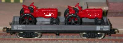 Jouef ref. 6520 bogie dropside wagons SNCF type TP