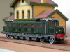 Hornby-Jouef ref. HJ2038 electric locomotive 2D2 5525 SNCF « nose pig »