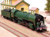 Hornby-Jouef ref. HJ2073 steam locomotive 2-8-2 R 1187 SNCF