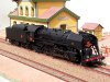 Hornby-Jouef ref. HJ2104 steam locomotive 2-8-2 R 1173 SNCF