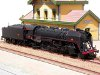 Hornby-Jouef ref. HJ2147 steam locomotive 2-8-2 R 568 SNCF
