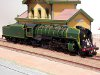 Hornby-Jouef ref. HJ2153 steam locomotive 2-8-2 R 460 SNCF