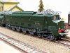 Hornby-Jouef ref. HJ2163 electric locomotive 2D2 5550 SNCF