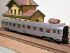 Hornby-Jouef réf. HJ4004 voiture A5r 51 87 84 87 016-5 SNCF type DEV Inox