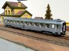Hornby-Jouef réf. HJ4079 voiture 2e classe B10 51 87 20 77 966-2 SNCF type DEV Inox