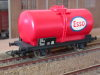 Jouef ref. 6305 2 axles tank wagon petroleum SNCF