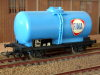 Jouef ref. 6306 2 axles tank wagon petroleum SNCF
