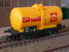 Jouef ref. 6307 2 axles tank wagon petroleum SNCF
