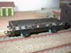 Jouef ref. 663 2 axles dropside wagon Jho 162503 SNCF brown MT