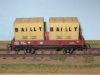 Jouef ref. 6450 2 axles dropside wagon SNCF type OCEM