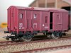 Jouef ref. 6480 2 axles brake van SNCF type M with red end lights