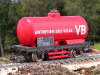 Jouef ref. 6495 2 axles tank wagon petroleum SNCF