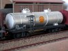 Jouef tank wagon 21 87 007 5 585-6 SNCF silver grey Shell