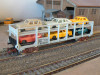 Jouef ref. 6540 car transporter SNCF with Diamond bogies