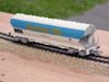 Jouef ref. 6542 bogie cereal hopper wagon DB