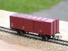 Jouef ref. 6836 2 axles covered wagon SNCB/NMBS type Canadian