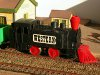 Jouef locomotive-tender 020 T 708 Western