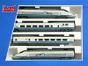 Jouef ref. 743700 train set Euromed RENFE