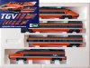 Jouef ref. 7839 train set TGV Paris Sud-Est 4 elements (1983)