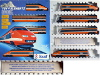 Jouef ref. 7839 train set TGV Paris Sud-Est 4 elements (1984)
